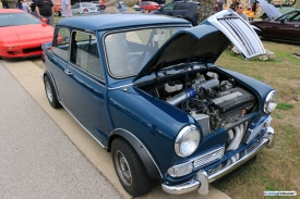 Riley Elf MkII with Honda B engine swap