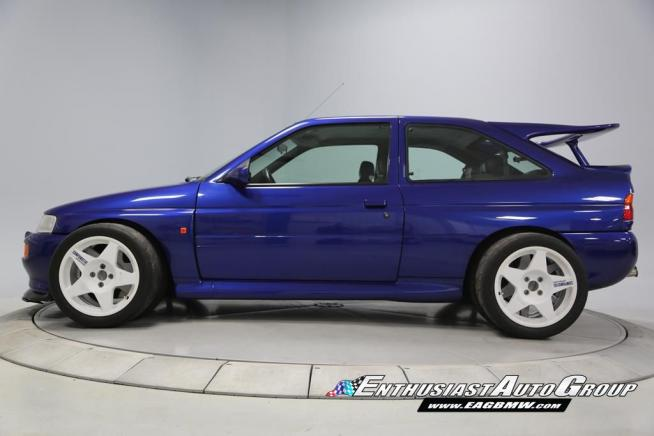 rare 1995 ford escort rs cosworth for sale. Black Bedroom Furniture Sets. Home Design Ideas