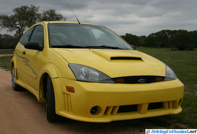 ford focus saleen ebay. Black Bedroom Furniture Sets. Home Design Ideas