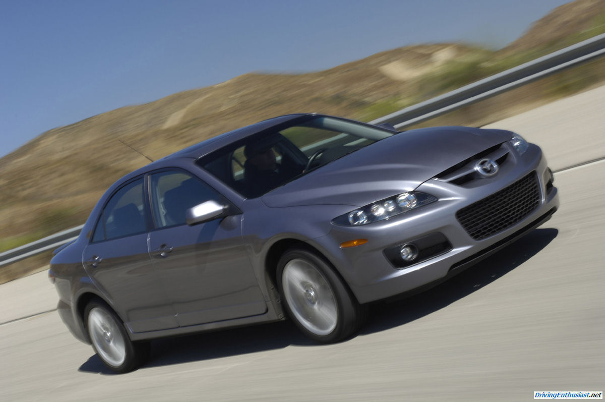 Mazda mazda 6 2004 review : Everyday Driver reviews the MazdaSpeed6. And we have comments ...