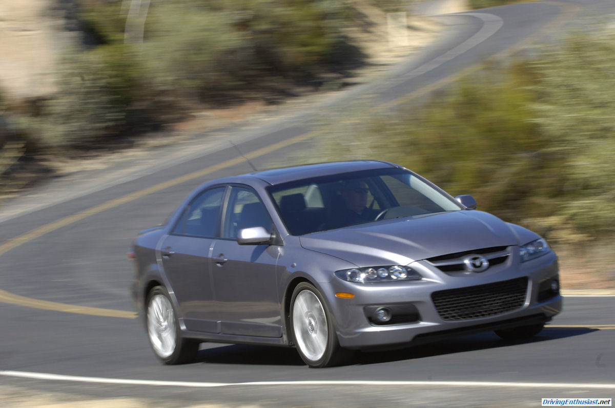 everyday driver reviews the mazdaspeed6 and we have comments. Black Bedroom Furniture Sets. Home Design Ideas