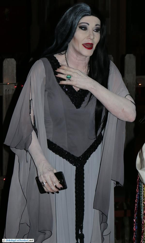 Munster Mansion - Lily Munster