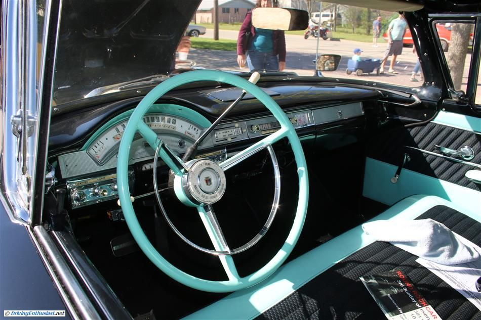 March 2015 Leander Car Show - Ford Fairlane