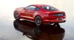 2015 Ford Mustang at December 5, 2013 launch
