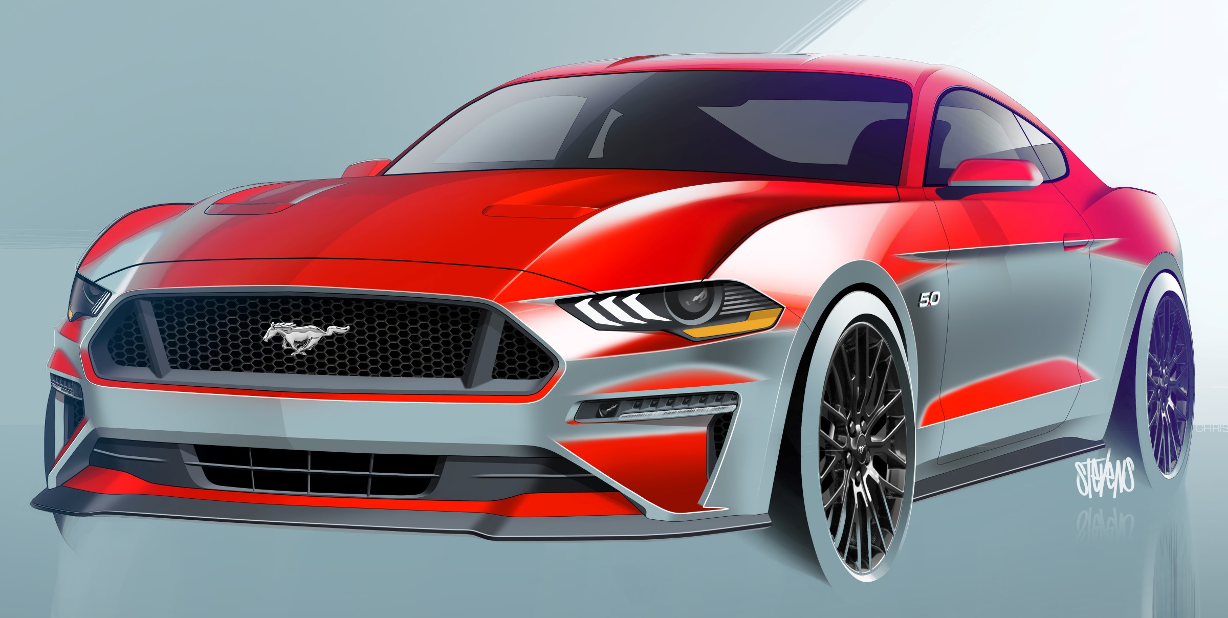 ford announces  mustang drivingenthusiastnet