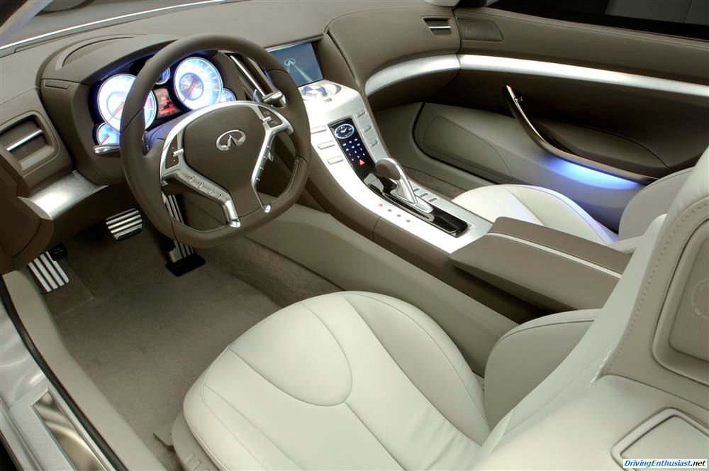Remembering The 2006 Infiniti G Coupe Concept Gallery