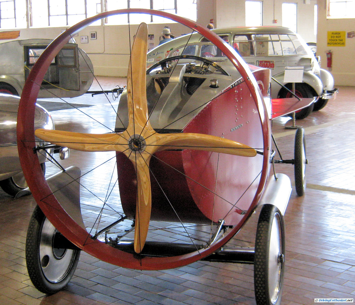 Propeller car for Electric motors nashville tn