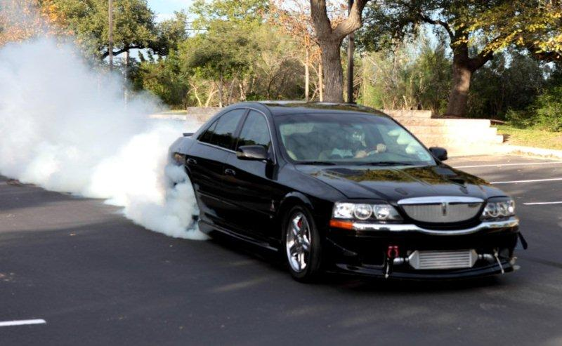 Lincoln LS supercharger kit | DrivingEnthusiast net