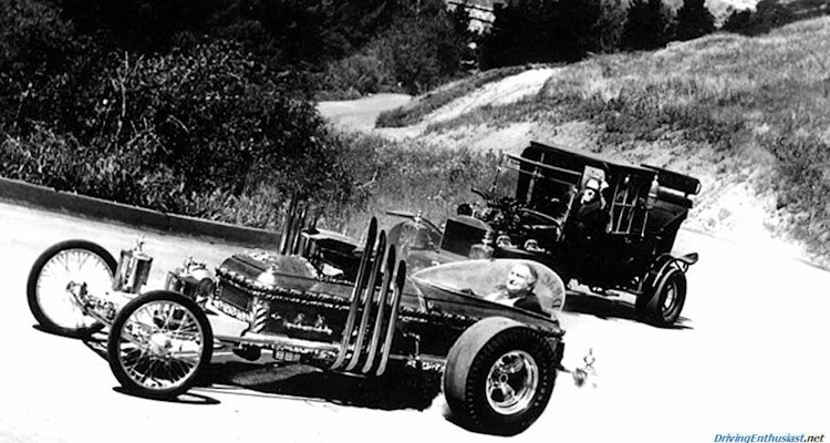 The Cars Of The Munsters
