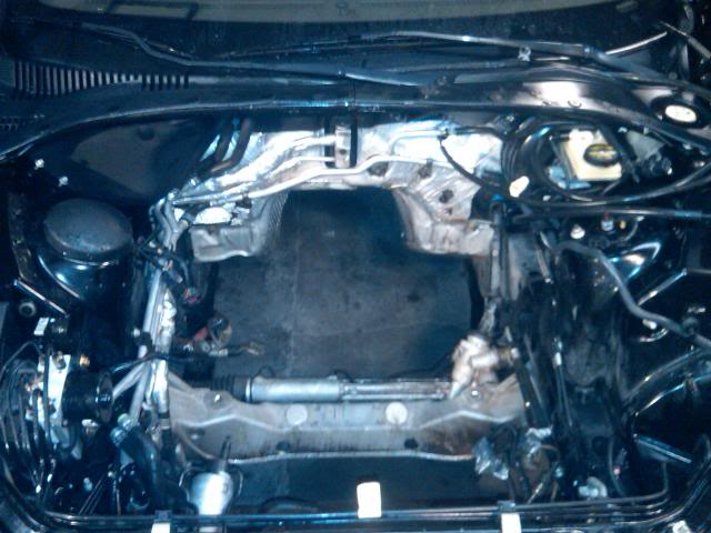 Engine Swap Ls1 Into Lincoln Ls Drivingenthusiast Net