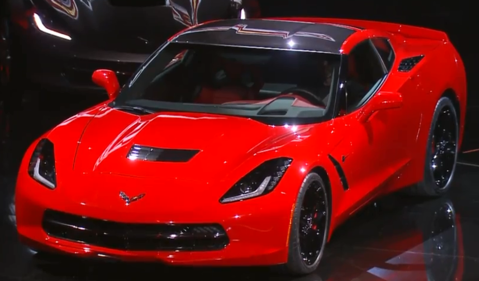 2014 Corvette introduction NAIAS  (4)