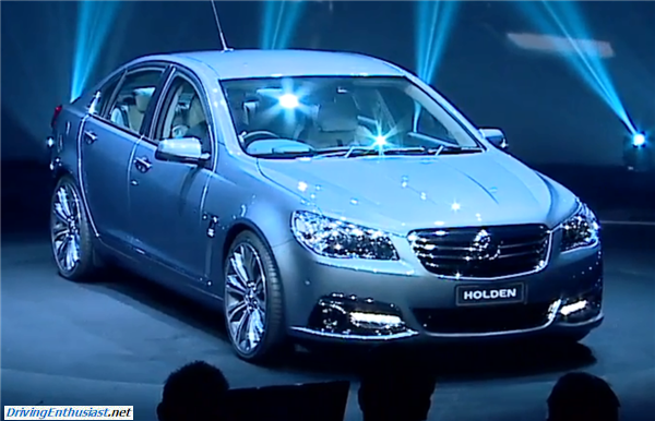 2013 holden vf commodire unveiling (4)