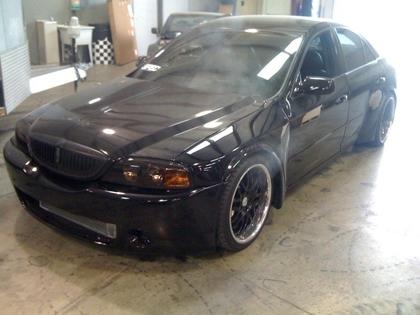 The Ultimate Lincoln Ls Engine Swap 4 6 Dohc Supercharger