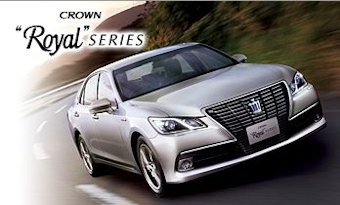 It S Clear That The Front End Styling Of Crown Family Is Probably Not To Taste Americans Although Rest Car State Art And