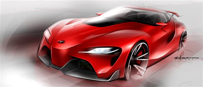2014 Toyota FT1 Concept (5)