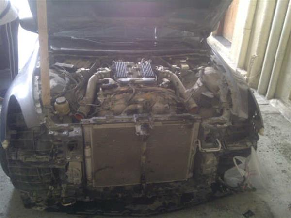 RB30/26DET engine swap into G37s