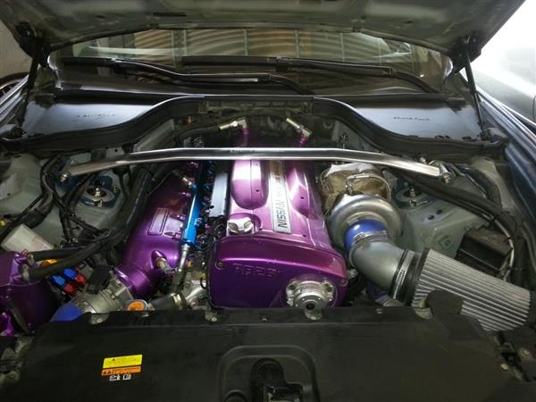 RB30/26DET engine swap into G37S | DrivingEnthusiast net