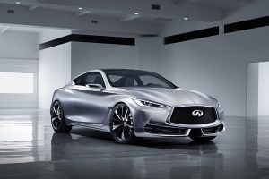 The power to captivate: Infiniti Q60 Concept
