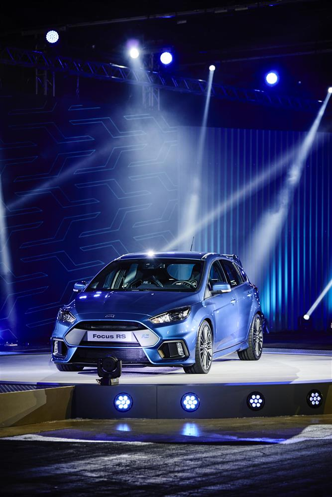 2016 Ford Focus RS - Geneva reveal (12)