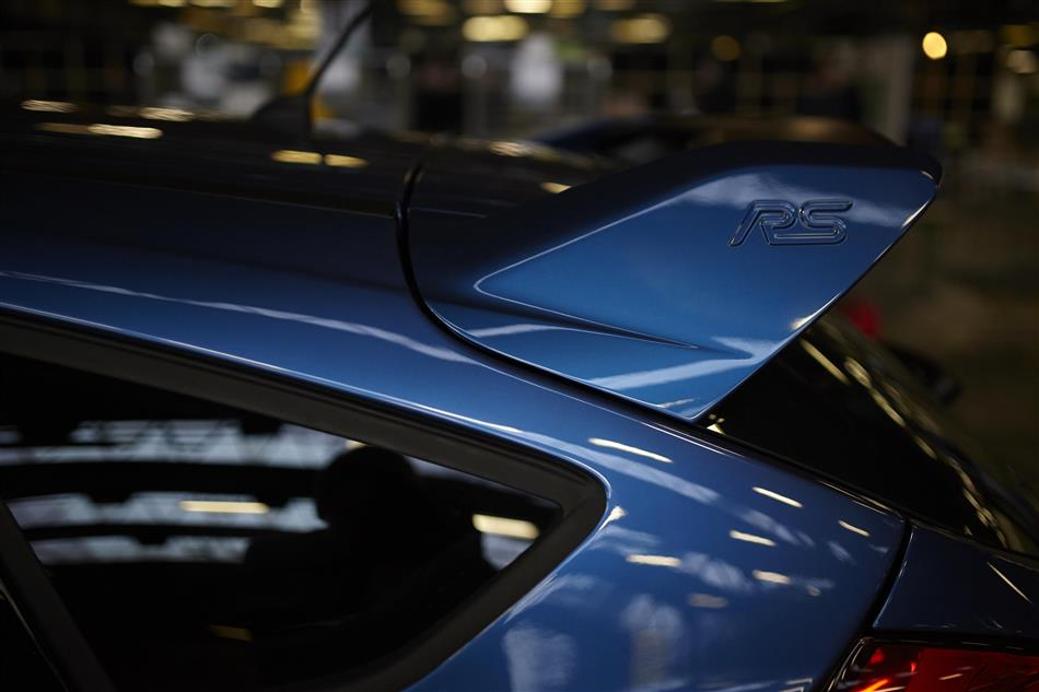 2016 Ford Focus RS - Geneva reveal (5)