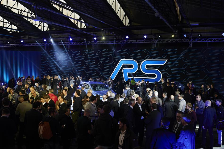 2016 Ford Focus RS - Geneva reveal (7)