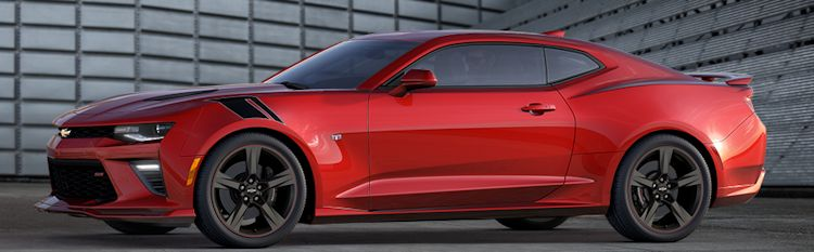 Chevy Reveals Price Online Visualizer For 2016 Camaro