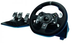logitech g920 driving force wheel for forza 6