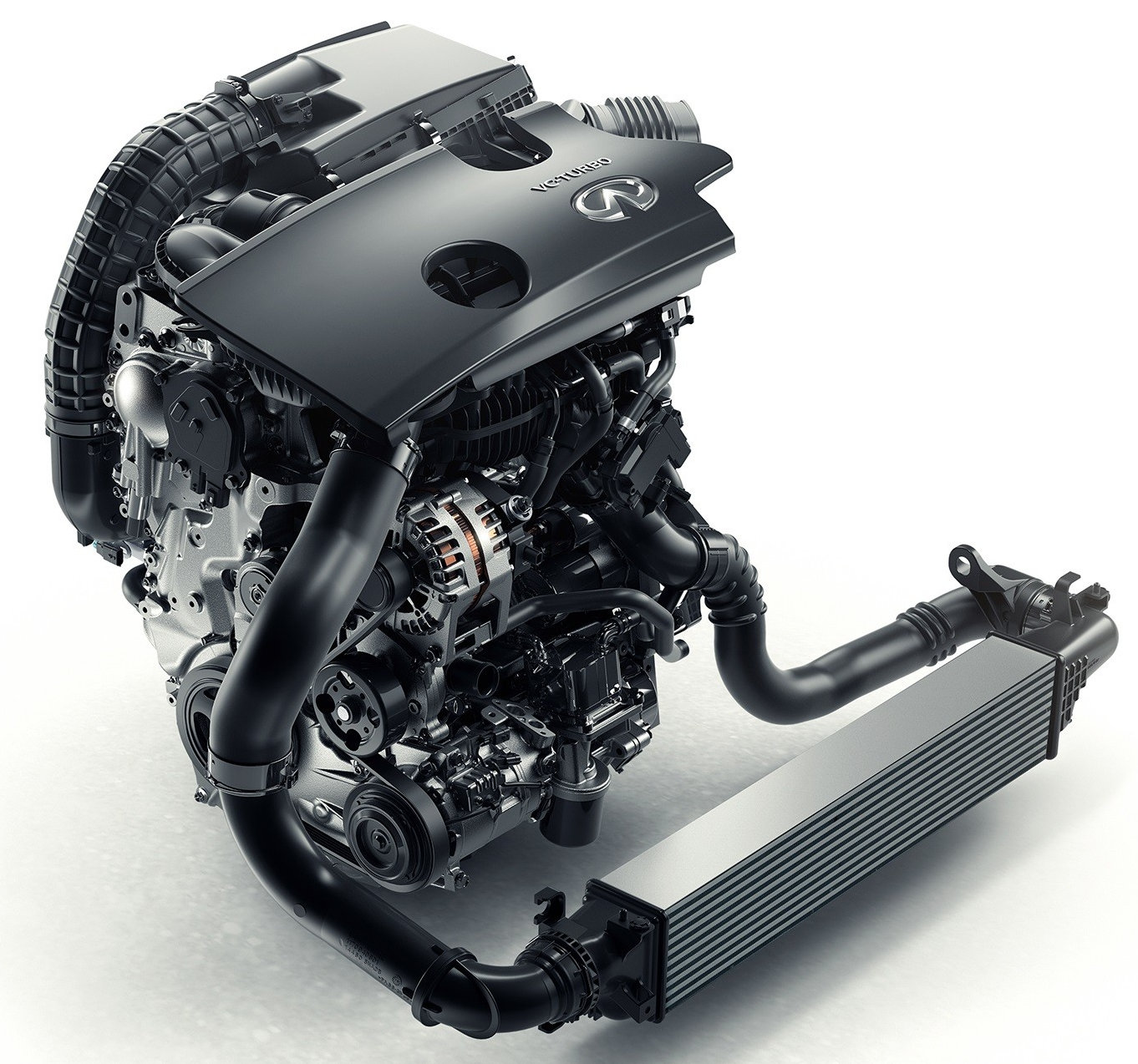 INFINITI VC-T The worlds first production-ready variable compression ratio engine (2)
