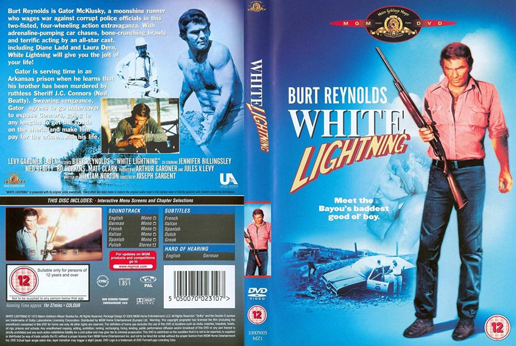 White Lightning Burt Reynolds