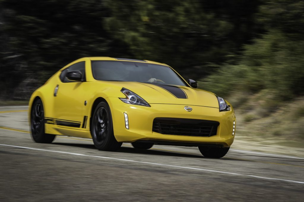 2018 Nissan 370z Announced Includes New Heritage Edition Drivingenthusiast Net