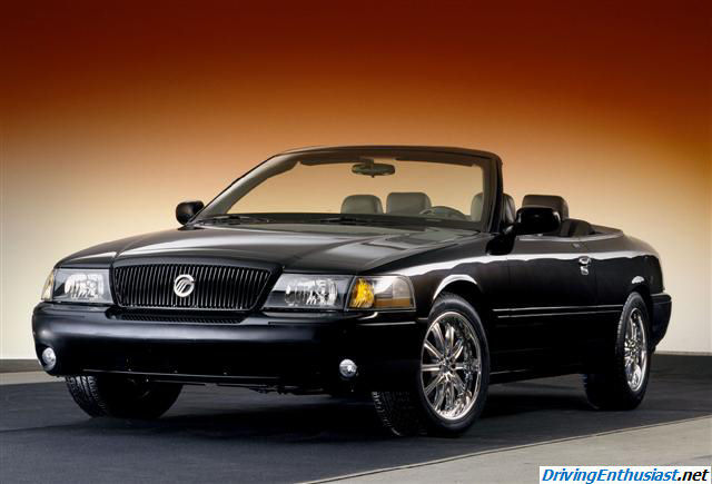 2004 Mercury Marauder New Muscle Cars Mercury Marauder Convertible Concept
