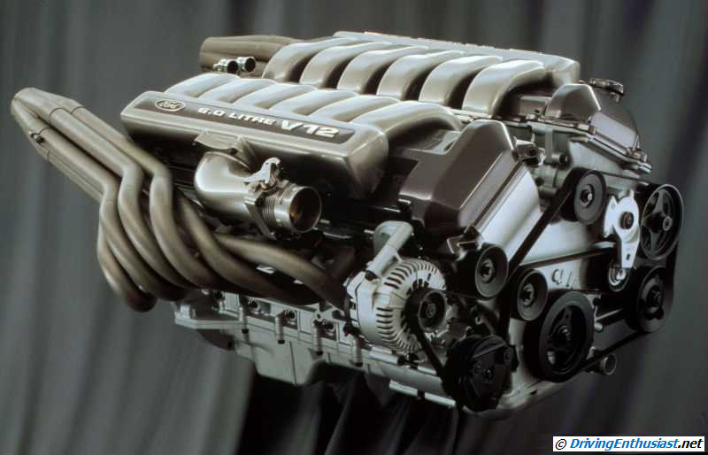 And The First Appearance Of The Ford Engine In Quad Turbocharged Form In The Ford Gt  Concept Of