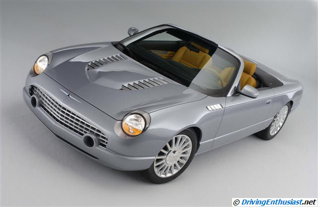 2015 Ford Thunderbird will face at the marketplace soon. This car ...
