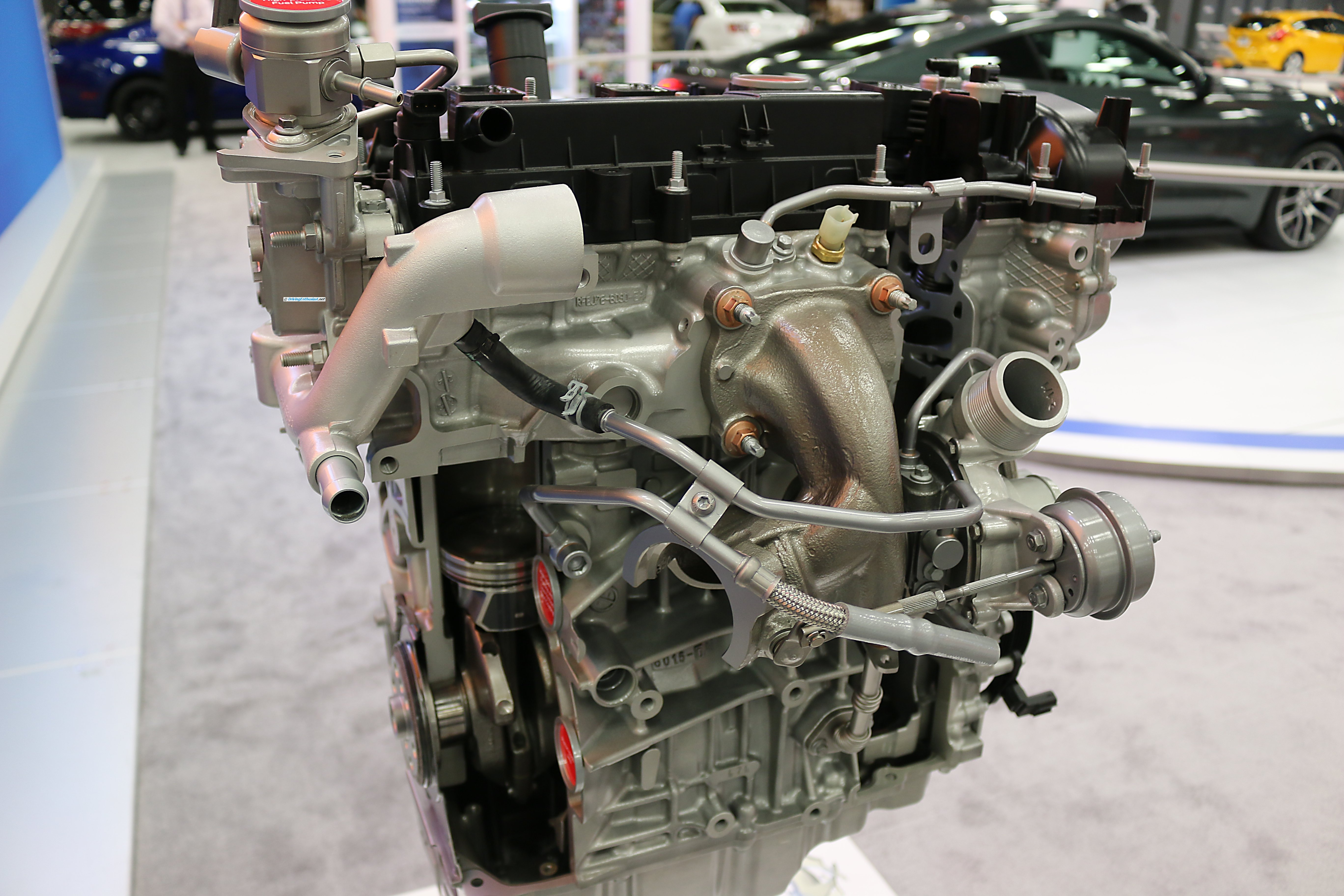Drivingenthusiast 2 3 i4 dohc ecoboost 2015 ford mustang