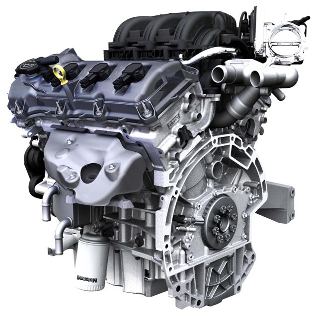 Ford 2 3 Crate Engine: DrivingEnthusiast: Ford 3.5 Duratec DOHC V-6
