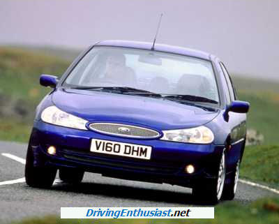 Ford Mondeo St200. DrivingEnthusiast: Ford Mondeo