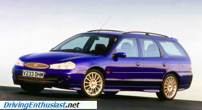Drivingenthusiast Ford Mondeo St200