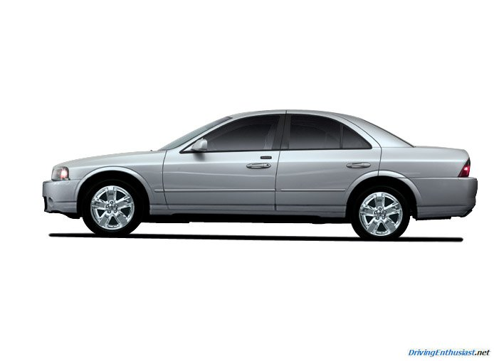 DrivingEnthusiast: 2006 Lincoln LS - images