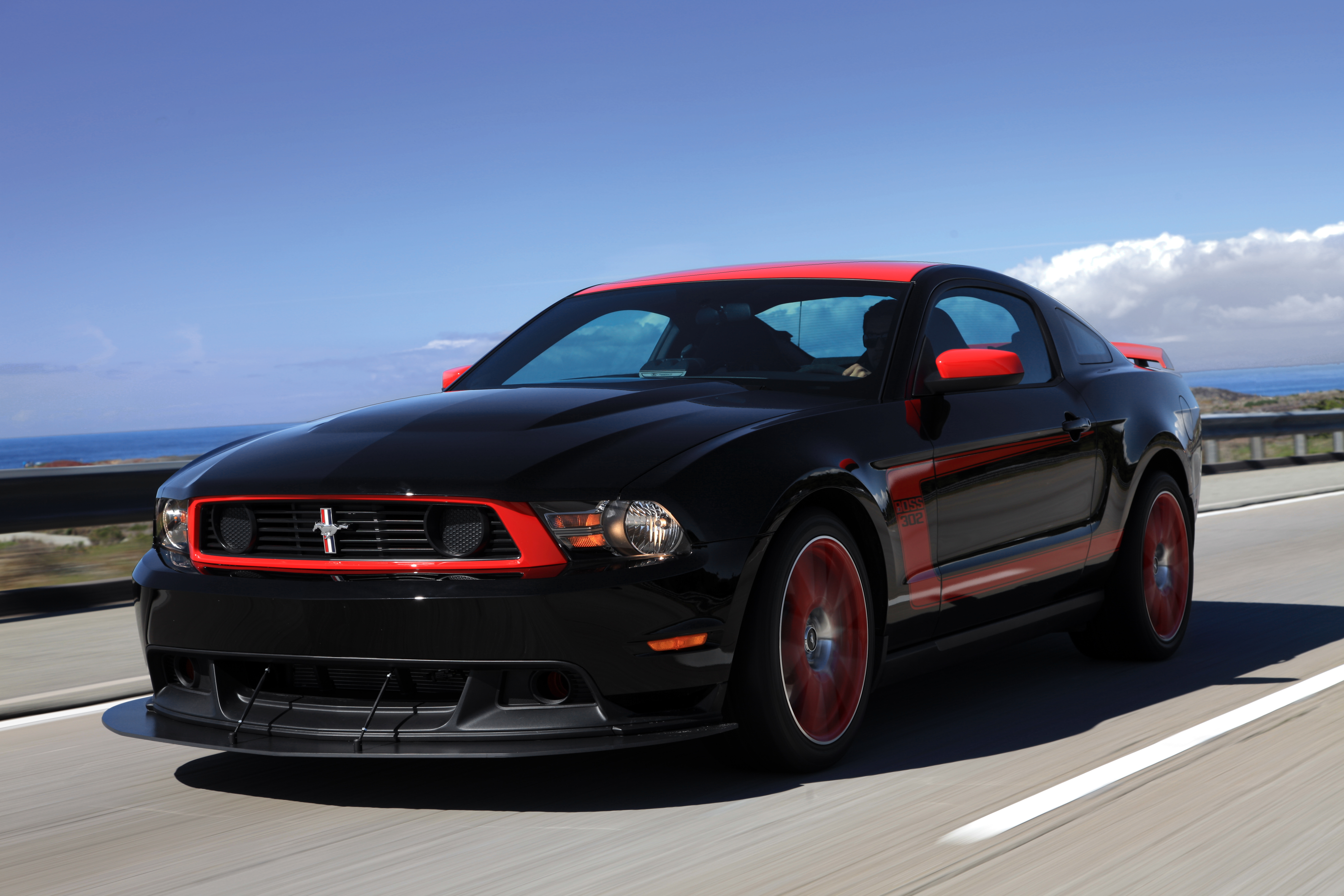 Drivingenthusiast 2012 Mustang Boss 302 Hd Images Page 1